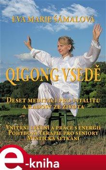 Obálka titulu Qigong vsedě