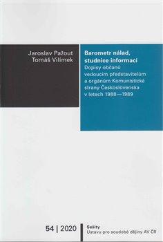 Obálka titulu Barometr nálad, studnice informací