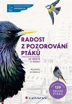 Obálka titulu Radost z pozorování ptáků