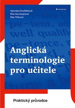 Obálka titulu Anglická terminologie pro učitele