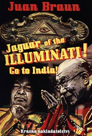 Jaguar of the Illuminati!