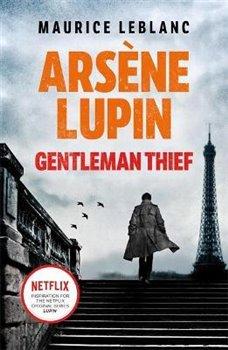 Obálka titulu Arsene Lupin, Gentleman-Thief