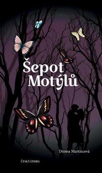 Obálka titulu Šepot motýlů