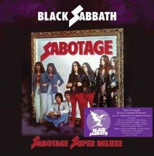 Sabotage SUPER DELUXE BOX SET