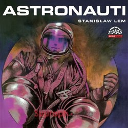 Obálka titulu Astronauti