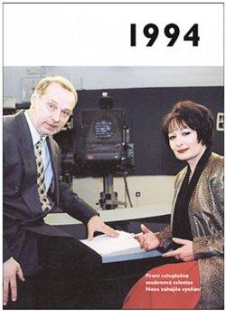 Obálka titulu 1994 – Jaké to tenkrát bylo aneb Co se stalo v roce, kdy jste se narodili