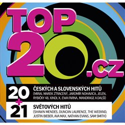 Obálka titulu TOP20.CZ 2021/1