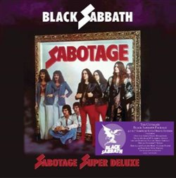 Black Sabbath – Sabotage SUPER DELUXE BOX SET