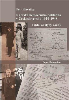 Obálka titulu Kněžská nemocenská pokladna v Československu 1924-1948