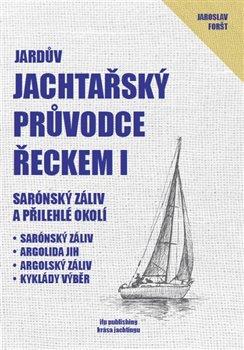 Obálka titulu Jardův jachtařský průvodce Řeckem I.