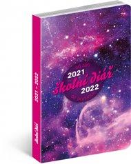 Školní diář Galaxy /září 2021 – prosinec 2022/