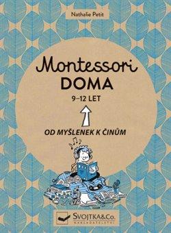 Obálka titulu Montessori doma 9 - 12 let