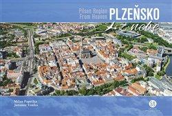 Obálka titulu Plzeňsko z nebe / Pilsen Region From Heaven
