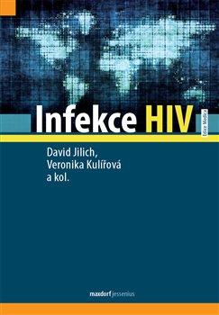 Obálka titulu Infekce HIV