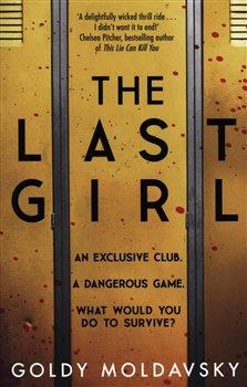 Obálka titulu The Last Girl