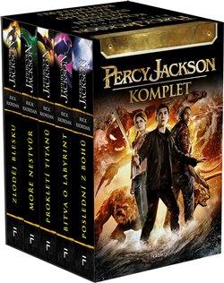 Obálka titulu Percy Jackson - komplet