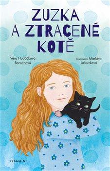 Obálka titulu Zuzka a ztracené kotě