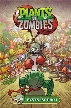 Obálka titulu Plants vs. Zombies - Pěstní souboj