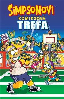 Obálka titulu Simpsonovi: Komiksová trefa
