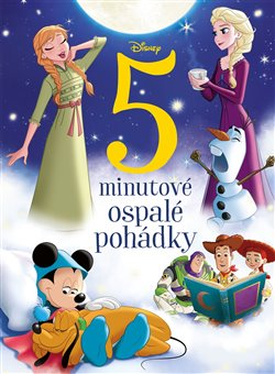 Obálka titulu Disney - 5minutové ospalé pohádky
