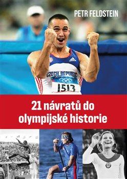 Obálka titulu 21 návratů do olympijské historie