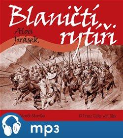 Obálka titulu Jirásek: Blaničtí rytíři