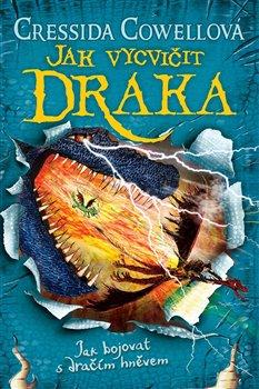 Obálka titulu Jak vycvičit draka 12:  Jak bojovat s dračím hněvem
