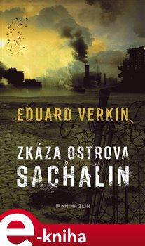 Obálka titulu Zkáza ostrova Sachalin