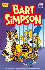 Bart Simpson 5/2021