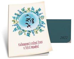 Obálka titulu Lunární diář Krásné paní 2022