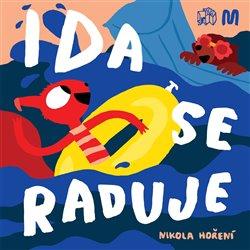 Obálka titulu Ida se raduje