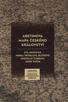Obálka titulu Aretinova mapa Českého království