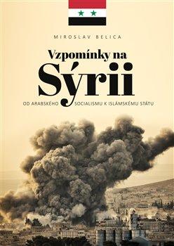 Obálka titulu Vzpomínky na Sýrii