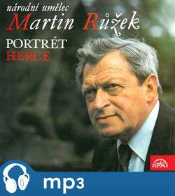 Obálka titulu Národní umělec Martin Růžek - Portrét herce