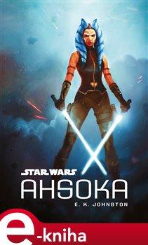 Obálka titulu Star Wars - Ahsoka