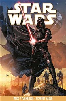 Obálka titulu Star Wars - Moře v plamenech - Pevnost Vader