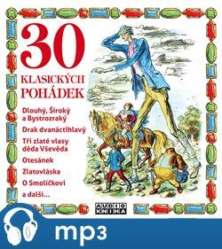 Obálka titulu 30 klasických pohádek