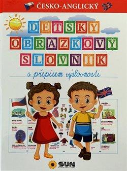 Obálka titulu Dětský obr.slovník s přepisem výslovnost