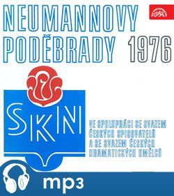 Obálka titulu Neumannovy Poděbrady 1976
