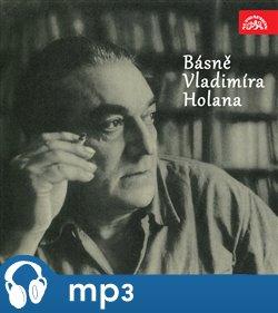 Obálka titulu Básně Vladimíra Holana