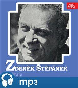 Obálka titulu Zdeněk Štěpánek recituje