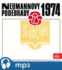 Obálka titulu Neumannovy Poděbrady 1974