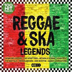 Obálka titulu Ultimate Reggae & Ska Legends