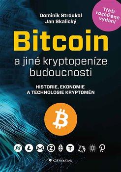 Obálka titulu Bitcoin a jiné kryptopeníze budoucnosti
