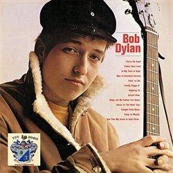 Obálka titulu Bob Dylan