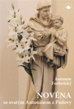 Obálka titulu Novéna se svatým Antonínem z Padovy