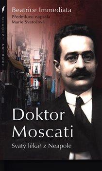 Obálka titulu Doktor Moscati