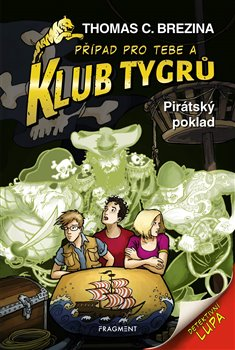 Obálka titulu Klub Tygrů - Pirátský poklad