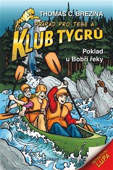 Obálka titulu Klub Tygrů - Poklad u Bobří řeky