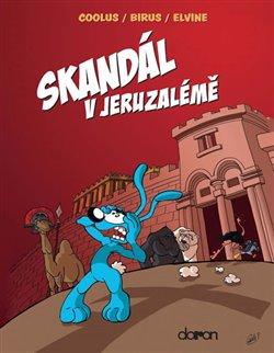 Obálka titulu Skandál v Jeruzalémě